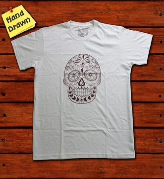 Picture of Skull Face T-Shirt