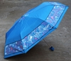 Picture of Royal Blue Handdrawn Umbrella