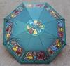 Picture of Deep Green Handdrawn Umbrella