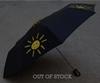 Picture of Black Handdrawn Umbrella