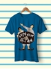 Picture of Gupi Bagha Blue T-Shirt
