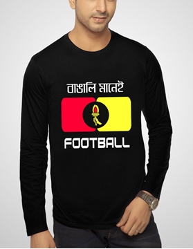 Picture of East Bengal Full Sleeve T-Shirt