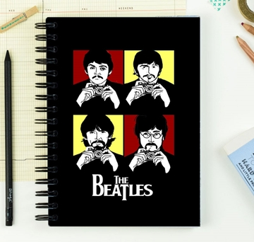 Picture of Beatles Notebook