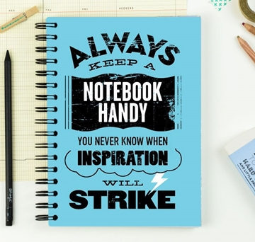 Picture of Handy Notebook