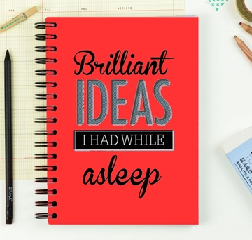 Picture of Sleep Notebook
