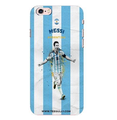 Picture of Messi's Argentina