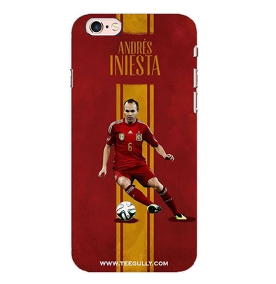 Picture of Iniesta