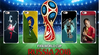 Picture for category Football World Cup Mobile Covers