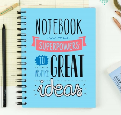 Picture of Superpower Notebook